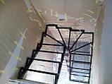 Перила, огорожі в сучасному стилі Лофт, Хай-тек, Мінімалізм, фото 10