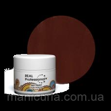 Гель-краска Real Professional 31.04 Бразильский кофе, 6 мл