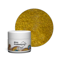 Гель-краска Золотой песок, 6 ml, Real Professional