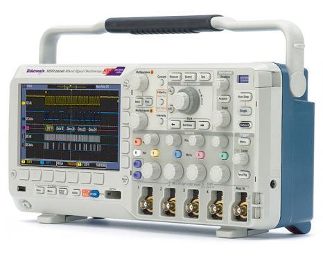 Осциллограф смешанных сигналов Tektronix MSO/DPO2000B