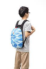 Рюкзак SHELL, цвет BLUE (голубой), фото 3