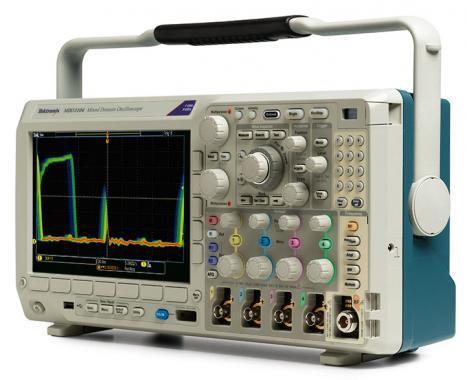 Комбинированный осциллограф Tektronix MDO3000, фото 1
