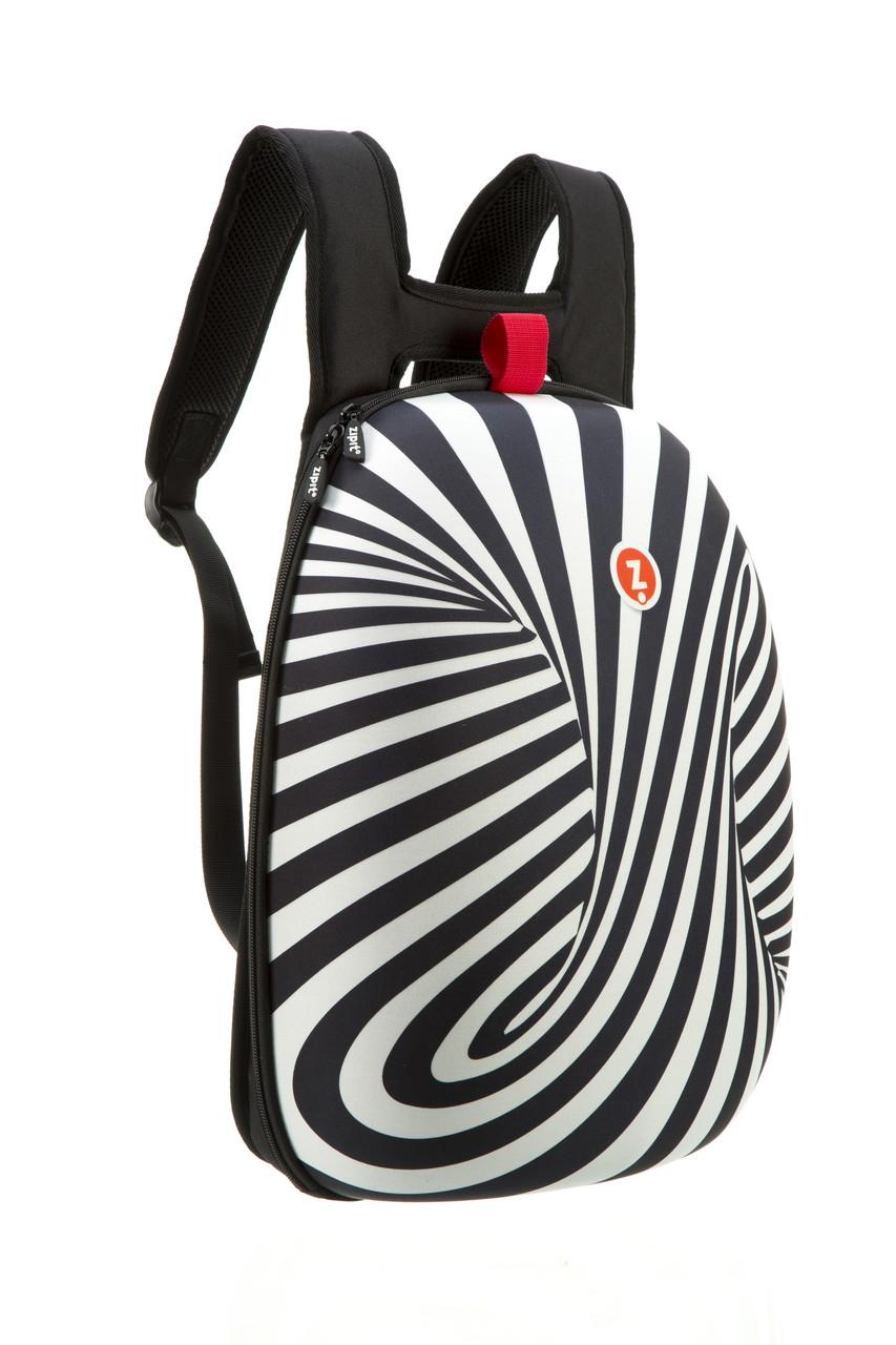 Рюкзак Zipit Shell Zebra (ZSHL-BWS)
