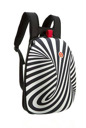 Рюкзак Zipit Shell Zebra (ZSHL-BWS), фото 2