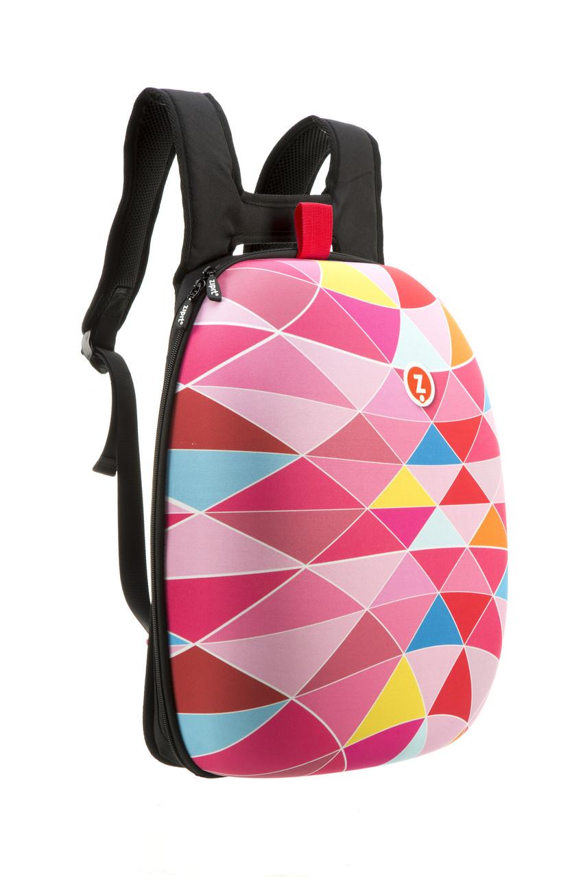 Рюкзак Zipit SHELL цвет PINK (розовый)