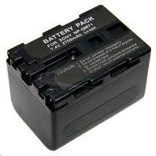 "Аккумулятор MastAk аналог Sony NP-QM71 7,4V 2,8Ah (20W) ""info-Litium """