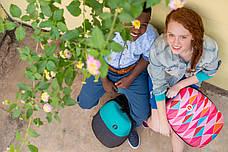 Рюкзак Zipit SHELL цвет PINK (розовый), фото 3