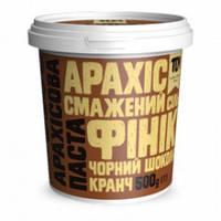 Арахісова паста ТОМУ з фініками і чорним шоколадом 500 г
