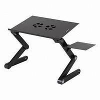 Столик трансформер для ноутбука Laptop Table T8, фото 1