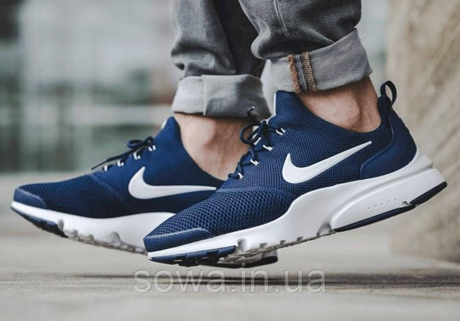 """✔️ Кроссовки Nike Air Presto Fly """"Blue"""""""