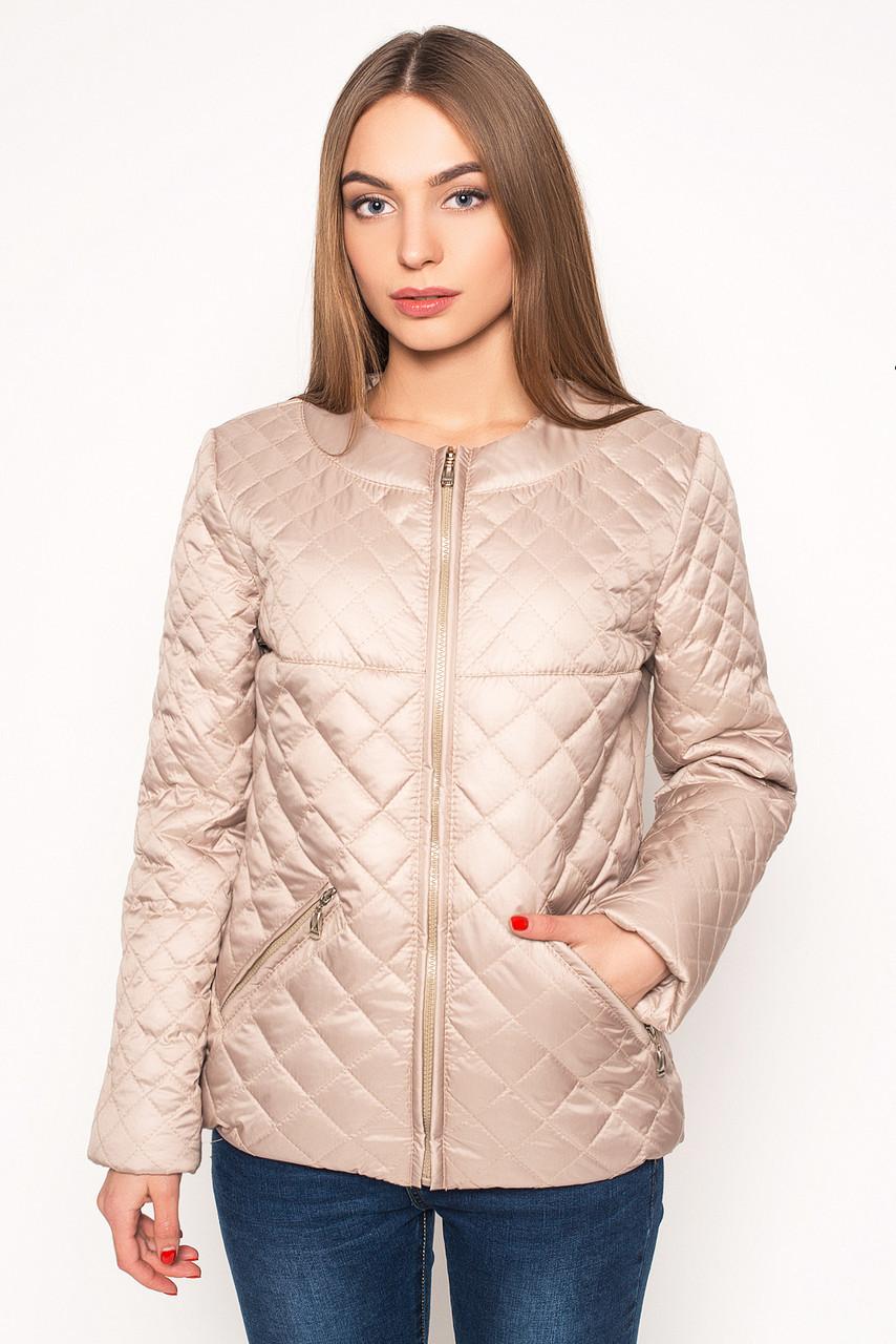 Качественная стеганая куртка Letta