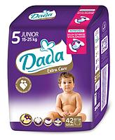 Подгузники DADA Premium 5 (15-25кг) 42шт