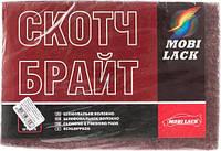 Скотч-брайт MOBI LACK красный 1 шт.