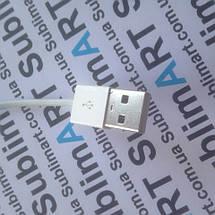 Usb кабель портативный на пружине для Samsung, Lenovo, HTC, и т. д., фото 2