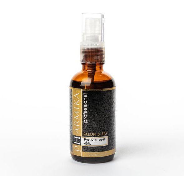 Пилинг Пировиноградный 40% pH 1,1 - Рyruvic peel 40% pHarmika 50 мл