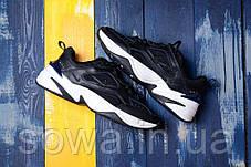 """✔️ Кроссовки Nike M2K Tekno """"Black/Blue"""" , фото 2"""