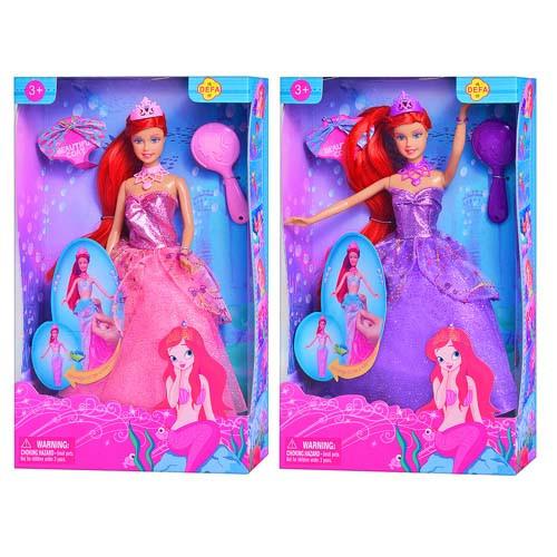 Кукла DEFA 8188, 2 цвета, аксессуары, в кор-ке, 20-32,5-6см Кукла DEFA 8188, 2 цвета, аксессуары, в кор-ке, 20-32,5-6см