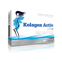 Collagen Колаген Олимп Olimp Kolagen Active plus 80 таб