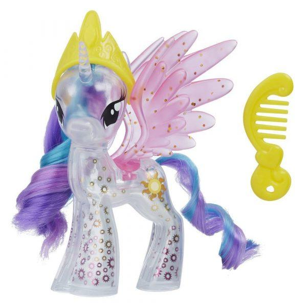 My Little Pony Princess Celestia The Movie (Май Литл Пони Принцесса Селестия с блестками Сверкающий праздник)