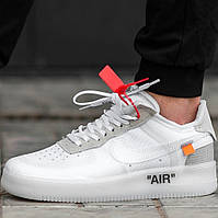 """Мужские кроссовки OFF-WHITE x Nike Air Force 1 Low """"The ten"""""""