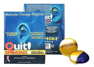 Магнит от курения quit smoking Zero Smoke 130239