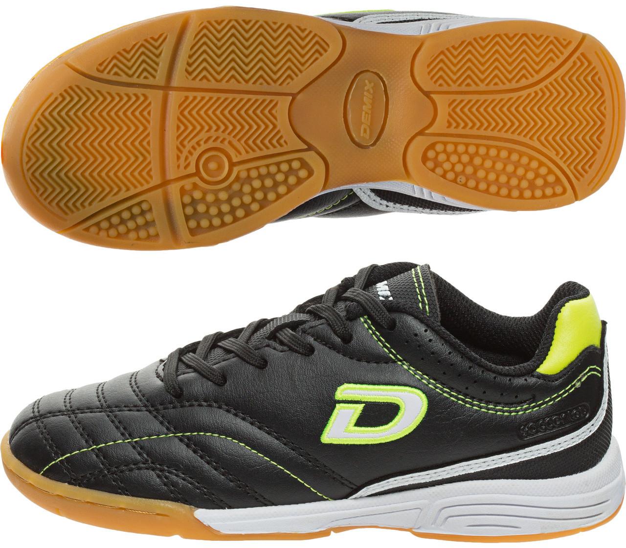 Детская футбольная обувь (футзалки) Demix Armando IN JR