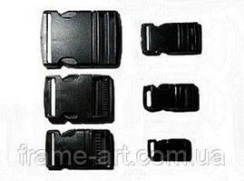 5405 Фастекс 3,8 см чорний