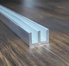 Ш-подібний профіль алюмінієвий