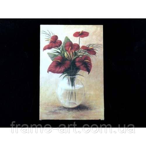 Картина Magnifique е12112 Антуриум 17*11см