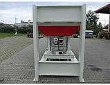 Пресс горячий для изготовления щита SOLID 3013-100 WINTER, фото 4