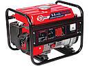 Бензиновый генератор Intertool DT-1111 на 1 кВт, фото 2