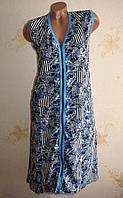 Халат женский х/б, размер 44-46