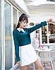 Шикарная шелковая блуза Китай (в расцветках), фото 7