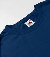 Мужские синие футболки Fruit of the Loom