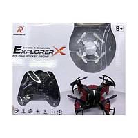 Квадрокоптер 419,  Радиоуправляемая игрушка, Летающий дрон, Радиоуправляемый дрон, Беспилотник с камерой