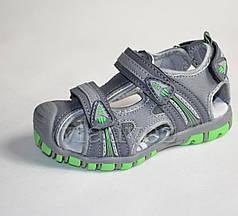 Босоножки, сандалии для мальчика Tom. M Спорт 27р.