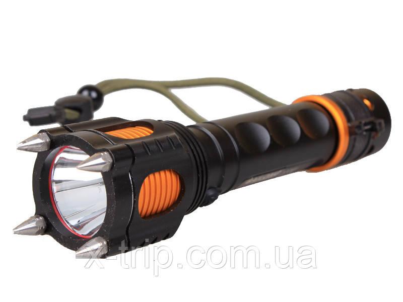 Фонарь Bailong BL-X007 Cree XM-L T6, 500 лм, 5 режимов