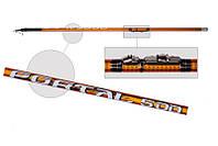 Болонская удочка длина 5 м Siweida Portal 5-20гр. с кольцами