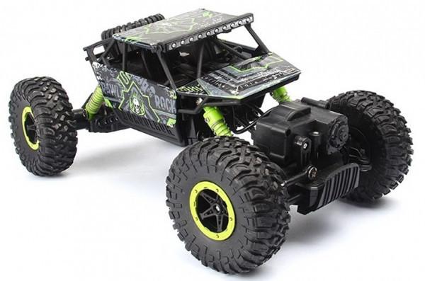 Джип HB-P1801-2-3 Зеленый
