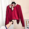 Шикарная шелковая блуза Китай (в расцветках 46-48), фото 5