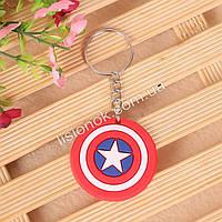 Брелок Капитан Америка, игрушка - стильный аксессуар