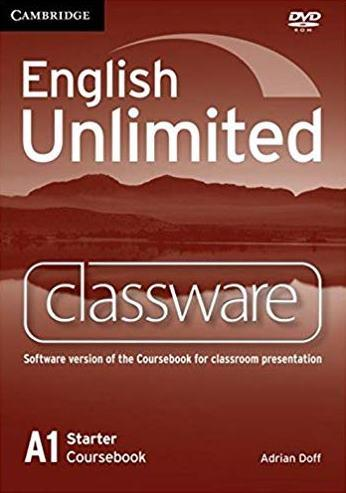English Unlimited Starter Classware DVD-ROM
