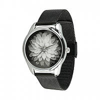 Часы Ziz Астра, ремешок из нержавеющей стали черный и дополнительный ремешок - 142794