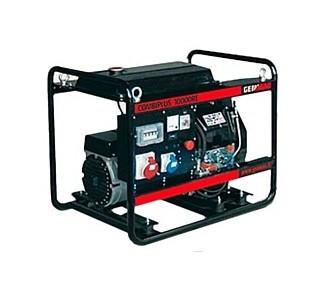 Однофазный дизельный генератор Genmac Combiplus RG4000KEO (3.7 кВт)