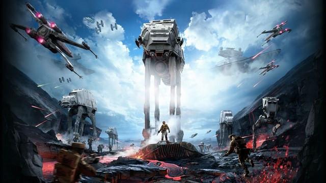 Трейлер и первые подробности шутера Star Wars: Battlefront