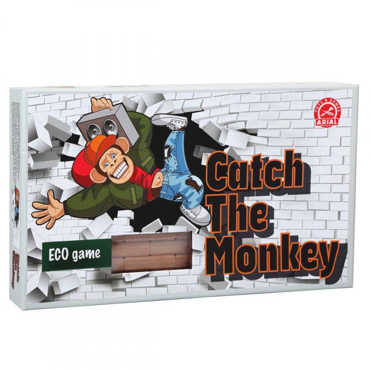 Настольная игра Arial Злови мавпу 911364 Настольная игра Arial Злови мавпу 911364