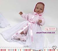 Испанский пупс, Кукла Сара мягконабивная, 50 см, пупс младенец Berbesa 5200R