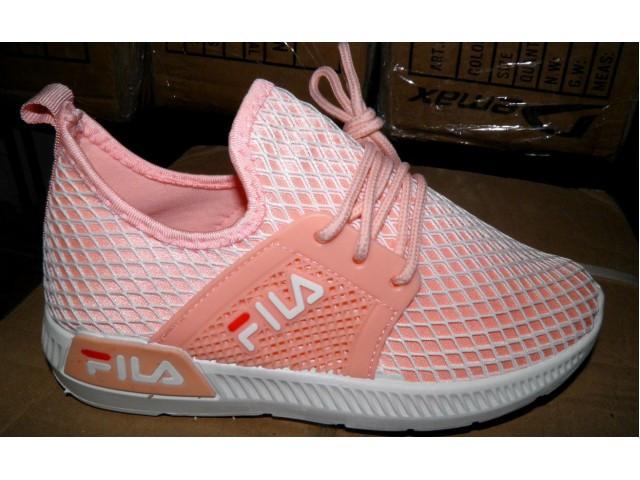 Mокасины * WEI-WEI FILA W-1 розовый *18489