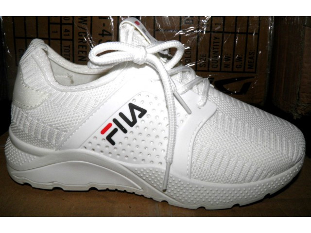 Mокасины * IDEAL FILA 220 белый *18541