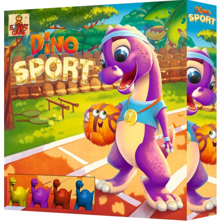 Настольная игра Дино Спорт 800231 Настольная игра Дино Спорт 800231